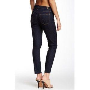 BeBe Camilla Mid-Rise Skinny Jeans